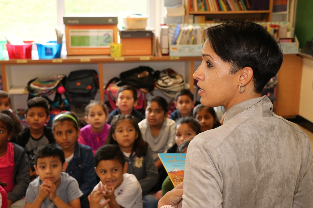 Thumbnail for GAMS Celebrates Hispanic Heritage Month with Guest Readers