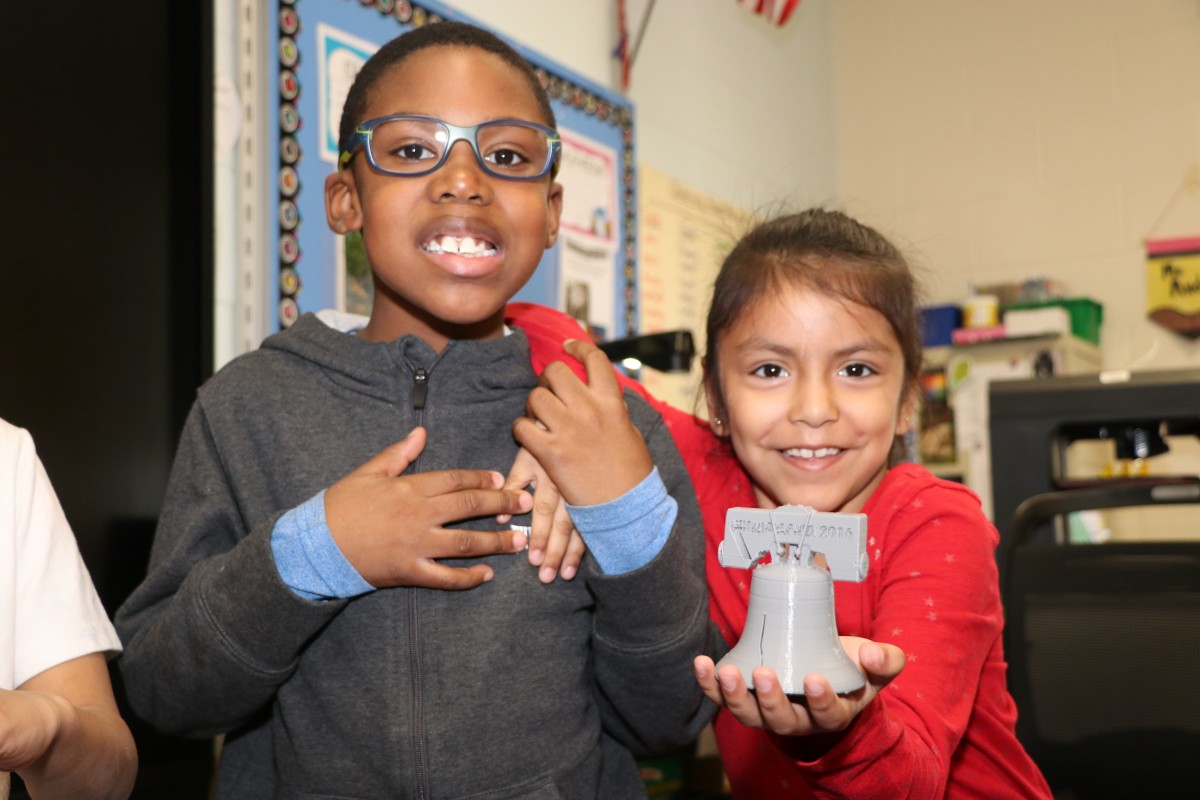 Thumbnail for Horizons-on-the-Hudson Students use 3D Printer for US Democracy & Symbols Project