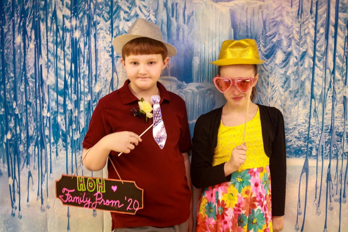 HOH Family Prom
