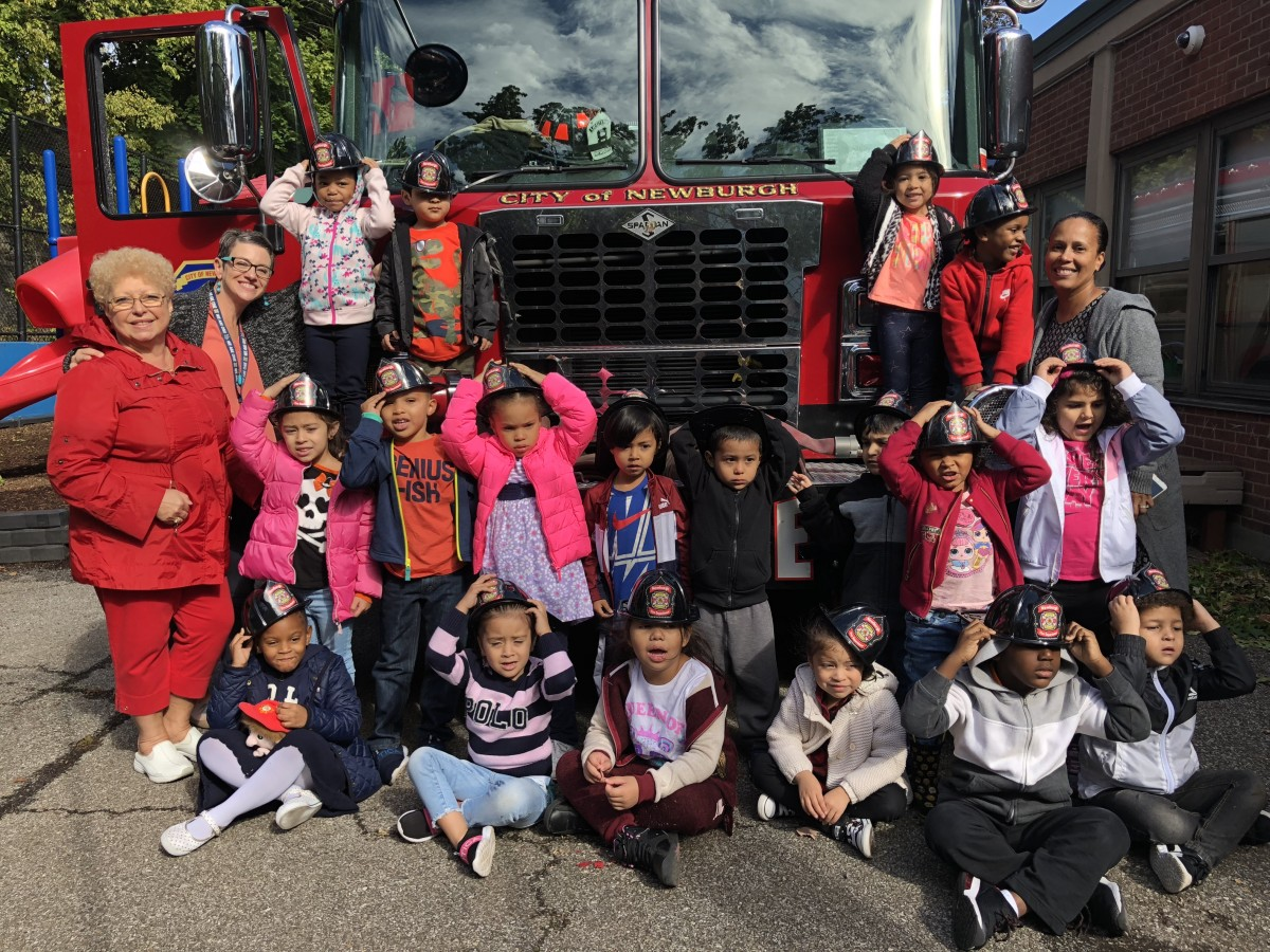 Thumbnail for Horizons Scholars Participate in Fire Prevention Week