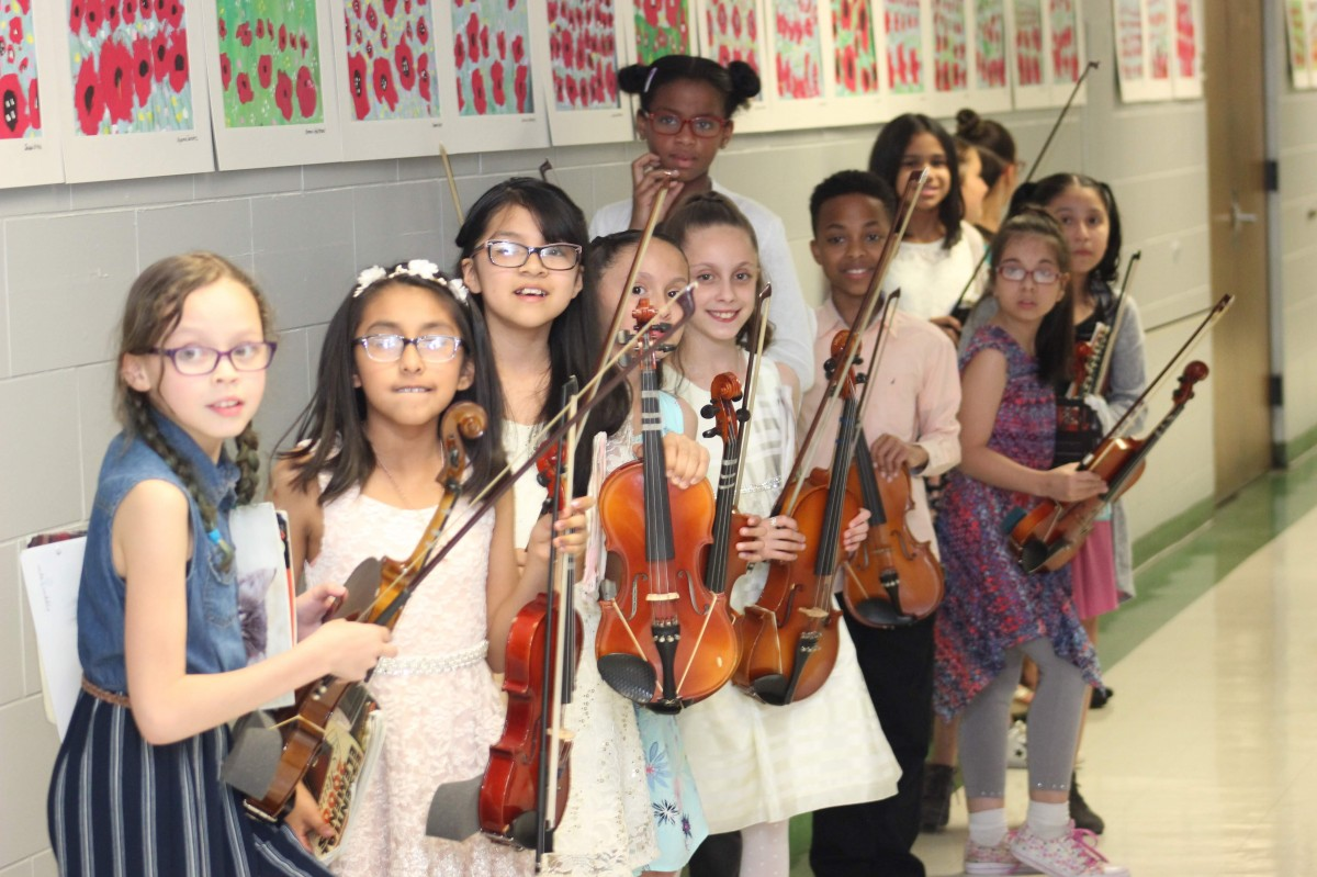 Thumbnail for New Windsor School Celebrated Musicianship and Hard Work at Their Spring Concert