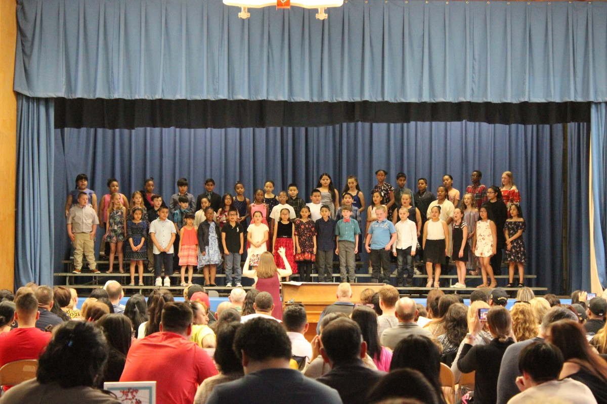 Thumbnail for New Windsor School Performs Their Spring Chorus Concert